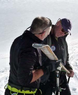 Einführung Skitouren - Saas Fee - Skiführer - Bergführer